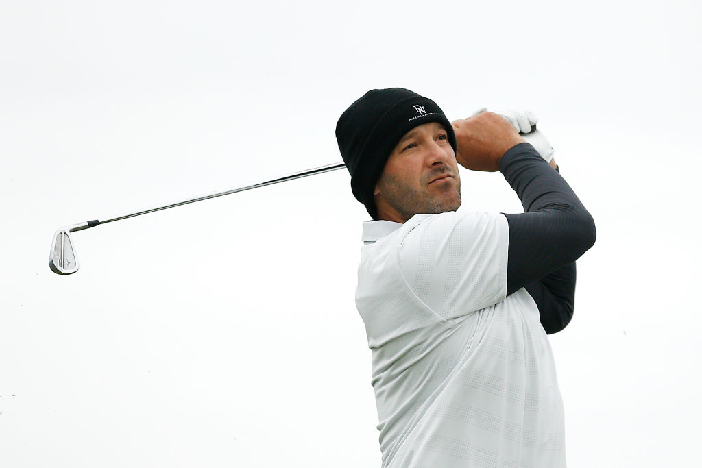 tony romo best celebrity golfers