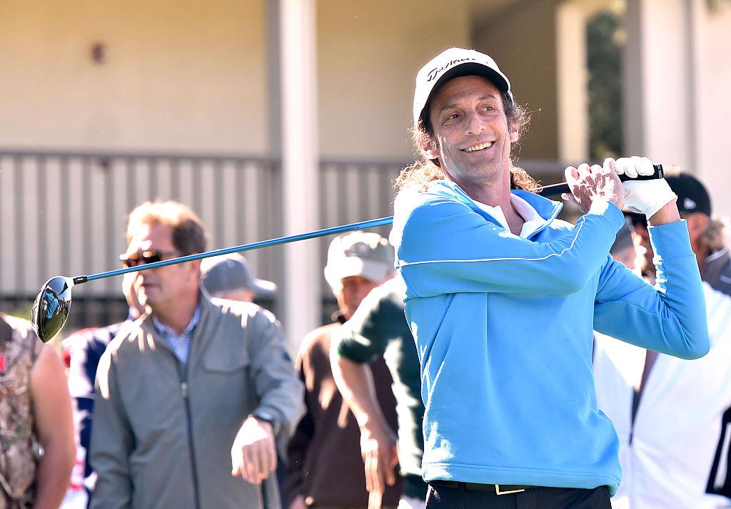 kenny g best celebrity golfers