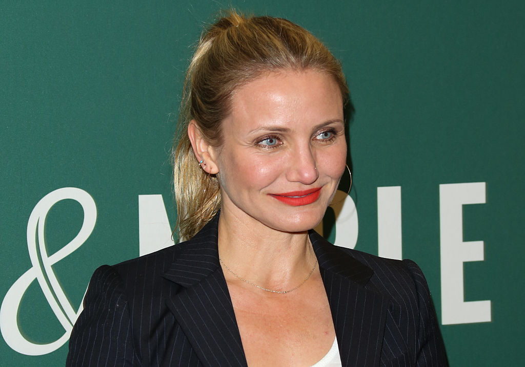 Cameron Diaz best celebrity golfers