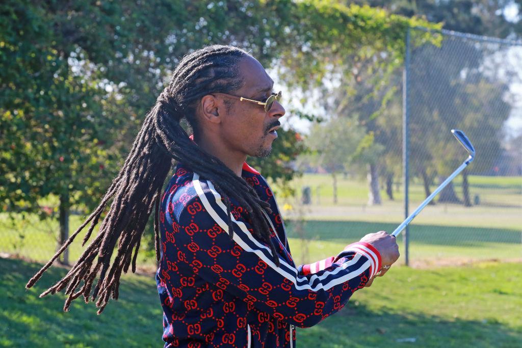best celebrity golfers snoop dogg