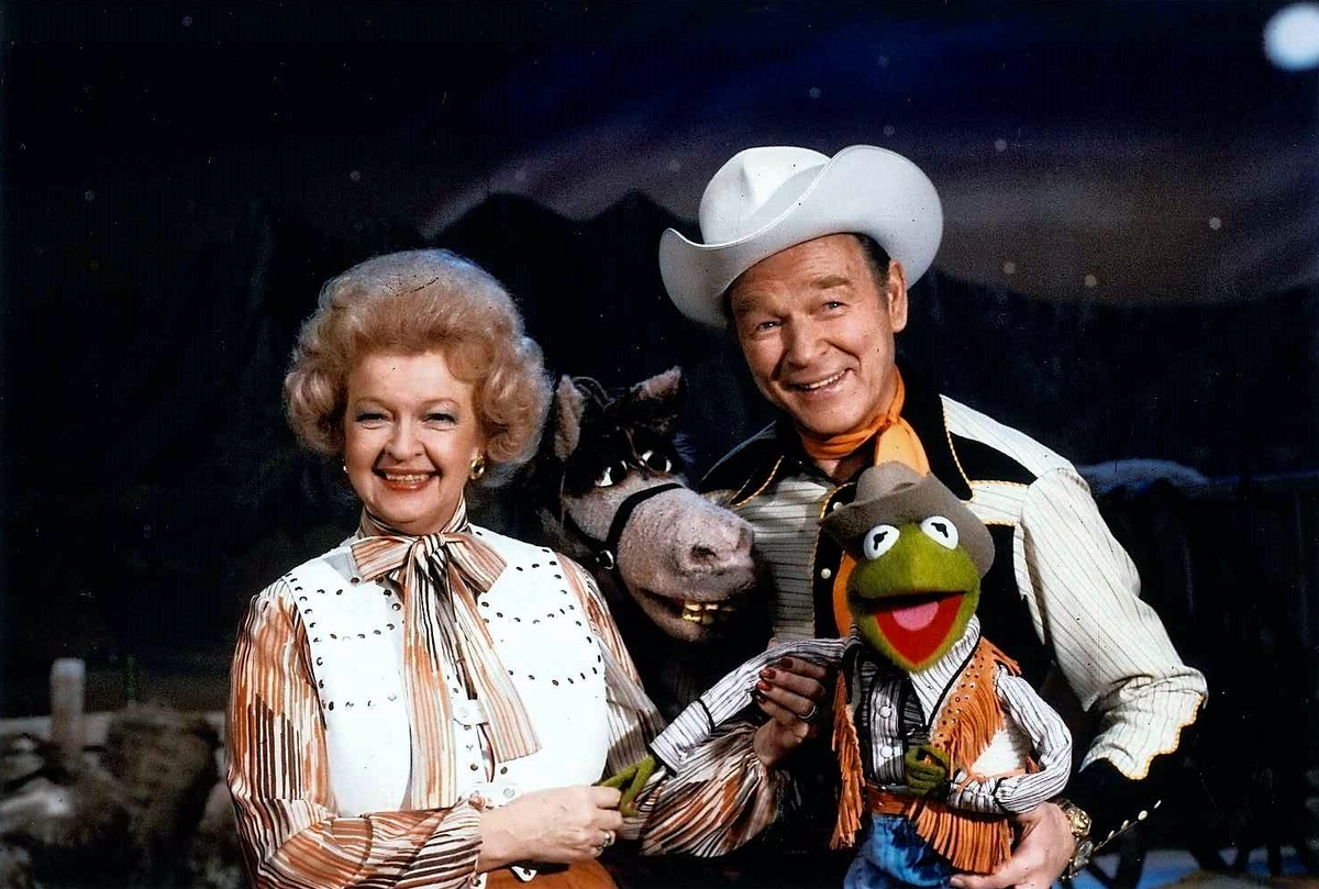 roy rogers and dale evans on the muppet show