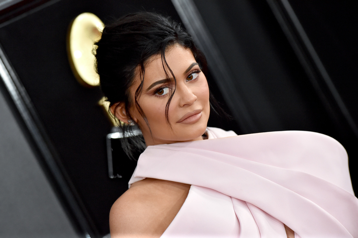 GettyImages-1128898010 Kylie Jenner at the grammy awards