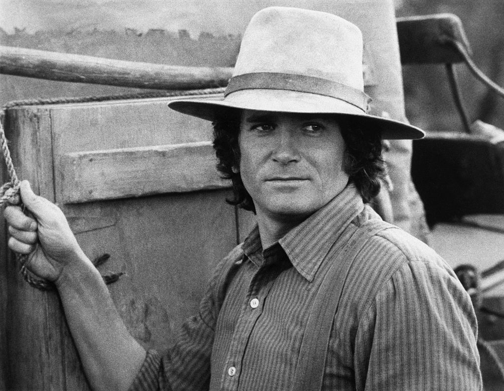 michael landon played the dad on little house on the prairie