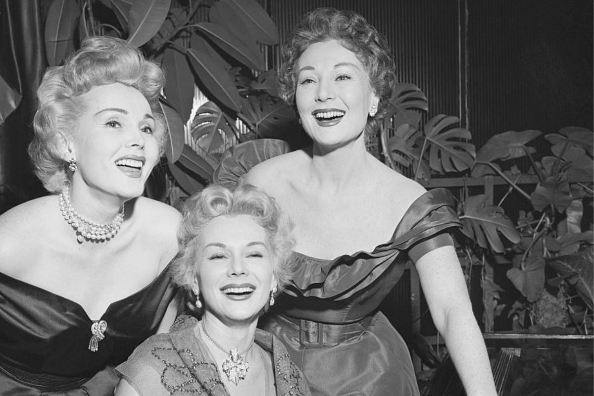 zsa zsa and sisters