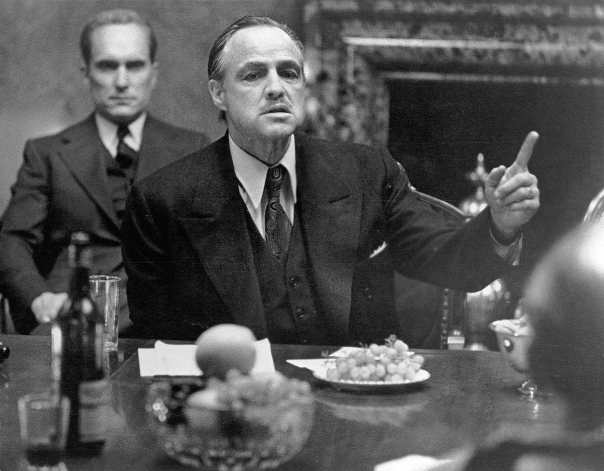 Marlon Brando as Don Vito Corleone